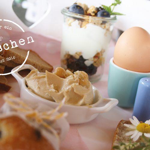 Sommerfrische-Päuschen-Frühstück